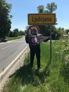 Slovenie - Ljubljana - Thierry - Mai 2017