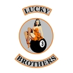 Lucky Brothers Association Harley Davidson Puteaux
