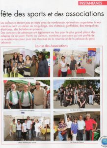 Puteaux associations forum lucky brothers