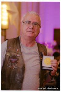Patrick médaille 2019